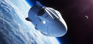 スペースXの新型宇宙船「クルードラゴン」