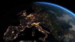 ISSから眺めた地球