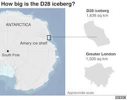 巨大氷河「Nioghalvfjerdsfjorden」