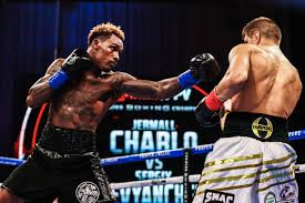 WBCミドル級ジャモール・チャーロ・セルゲイ・デレフヤンチェンコ戦