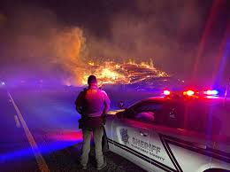 カリフォルニアの火災被害甚大