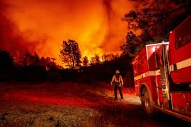 米オレゴン州が緊急事態 強風で森林火災が急速に拡大