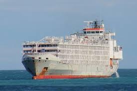 貨物船「ガルフ・ライブストック1」