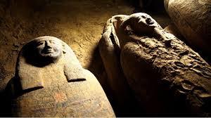 2500年前の木棺