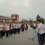 内モンゴル人国語教育で抗議