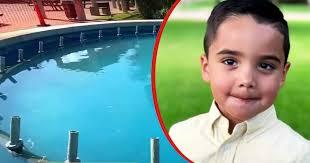 感染した6歳の少年
