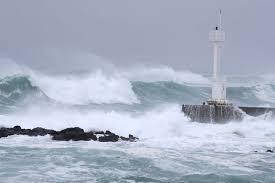台風10号状況
