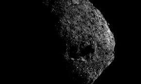 バスサイズの小惑星