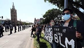 妊婦逮捕に抗議の声