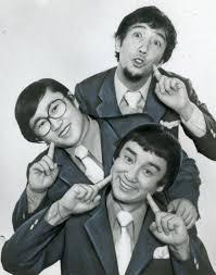 お笑いトリオ・レツゴー三匹