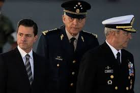 メキシコ元国防相サルバドール・シエンフエゴス