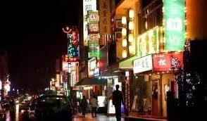 蘇州の日本街