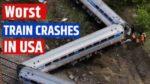 米国鉄道事故