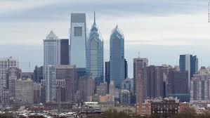 米ペンシルベニア州フィラデルフィアビル