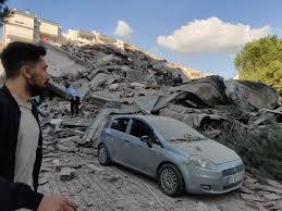 トルコ沖地震