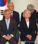 韓国外相夫妻