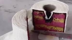 リアルなケーキ