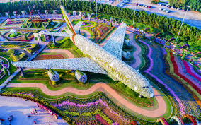 ドバイ・ミラクル・ガーデン(Dubai Miracle Garden)