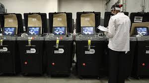 ドミニオン社選挙システム