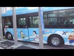 「ドラえもん」の路線バス
