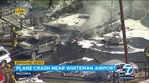 パコイマ飛行機墜落事故