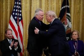 ジョン・ボイトとトランプ大統領