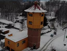 築125年の給水塔を住宅に