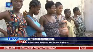 「赤ちゃん工場」から10人救出 ナイジェリア