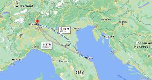 450kmをさ迷い歩く「イタリア版フォレスト・ガンプ」