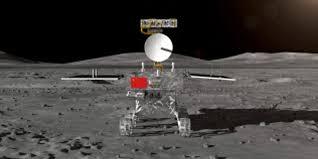 中国の月面探査機、着陸に成功