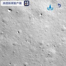 中国月の土壌採取成功
