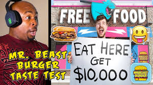 米人気YouTuberがハンバーガー店をオープン