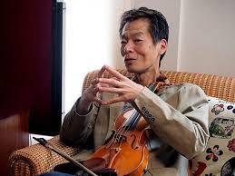 バイオリン奏者前田ただし氏