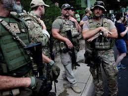 米国の民兵組織(ミリシア)