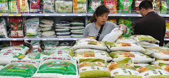 中国食糧不足