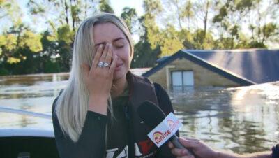 豪ニューサウスウェールズ州で大洪水
