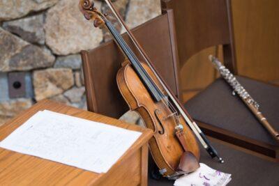 憧れのヴァイオリン