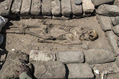 古代エジプトの「失われた黄金都市」発見 史上最大規模の都市遺構