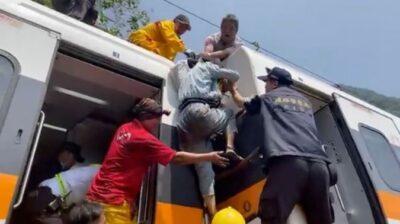 台湾列車事故