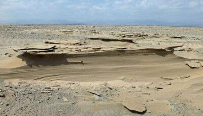 ダナキル砂漠?火山活動的な地域