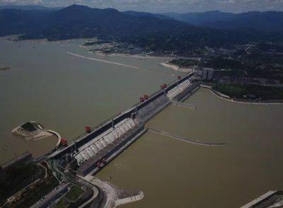中国三峡ダム