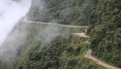 デスロードロード- 非常に危険な道路