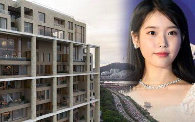 """韓国の""""国民的""""ソロ女性歌手のIUがマンションを購入"""